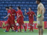 U23 Thái Lan - U23 Việt Nam: Công Phượng đánh đầu hiểm hóc, nã đạn sấm sét