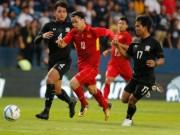 U23 Việt Nam thắng Thái Lan: Công Phượng quá hay, hàng thủ vẫn tệ