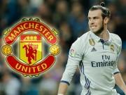 """Chuyển nhượng MU: Real bán lỗ,  """" bom tấn """"  Gareth Bale đã xong"""