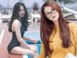 Hot girl thị phi nhất 2017 tung ảnh Giáng sinh đẹp lung linh