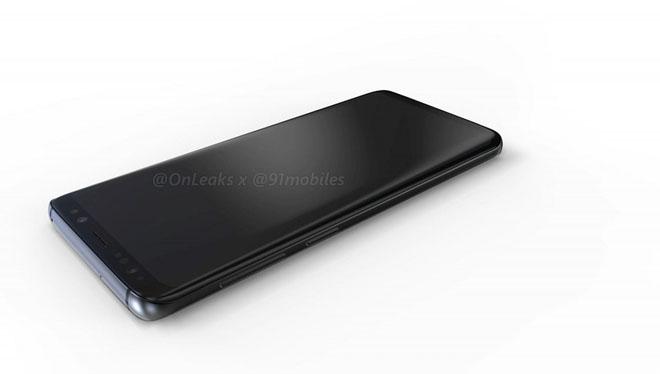 """HOT: Xuất hiện video """"trên tay"""" đầu tiên về Samsung Galaxy S9 - 1"""