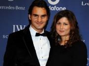 Tin thể thao HOT 16/12: Vợ chồng Federer nổi bật nhất Thụy Sĩ