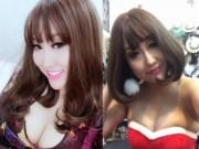 Phi Thanh Vân tung clip hậu trường chụp ảnh Noel 2017 nóng bỏng