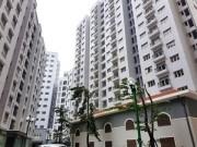 Hà Nội: Nhà tái định cư Hoàng Cầu bị  thổi giá ?