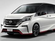 MPV cao cấp Nissan Serena Nismo có giá từ 700 triệu đồng