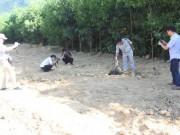Phạt Formosa 560 triệu vì chôn chất thải độc hại