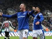 Rooney hồi sinh hậu MU:  Ngắm bắn  đỉnh gấp 5 lần Ronaldo