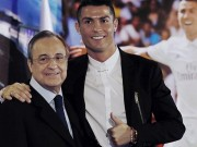Ronaldo - Real rạn nứt: Làm hỏng vụ Mbappe, bị  Bố già  tống tiền