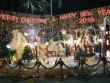 """Giáng sinh ở Sài Gòn: """"Lạc lối"""" ở 2 khu phố nhà giàu"""