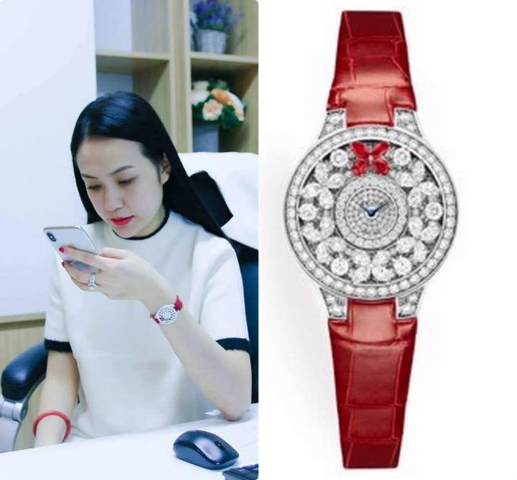 Ít ai ngờ, bà xã Tuấn Hưng có loạt đồng hồ tiền tỷ đắt đỏ cỡ này - 3
