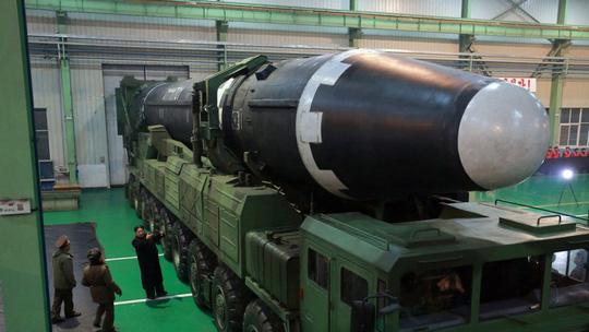 """Trung Quốc lo nổ ra """"xung đột thảm khốc"""" ở Triều Tiên - 1"""