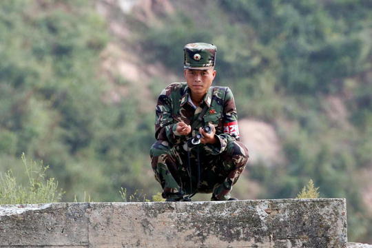 """Trung Quốc lo nổ ra """"xung đột thảm khốc"""" ở Triều Tiên - 2"""