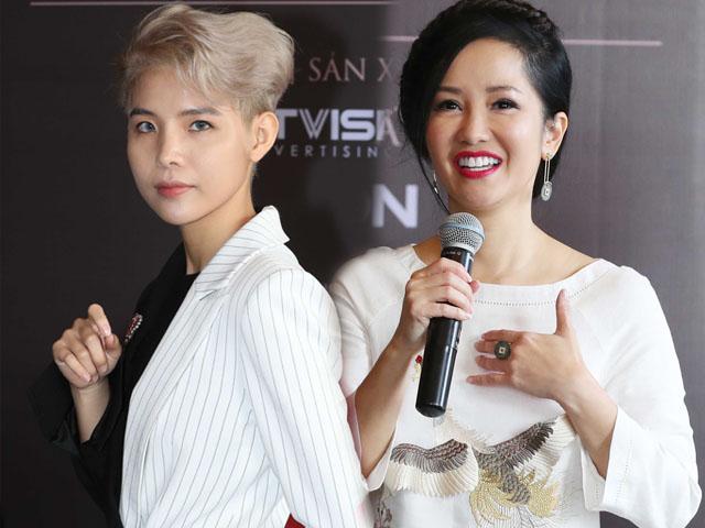 Hồng Nhung: Tôi từng bị chỉ trích vì ưu ái Vũ Cát Tường