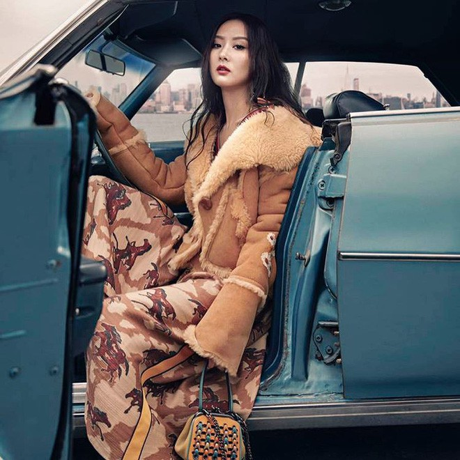 """Cuộc sống sang chảnh của sao nữ """"cành vàng lá ngọc"""" bậc nhất Đài Loan - 3"""