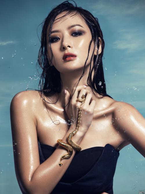 """Cuộc sống sang chảnh của sao nữ """"cành vàng lá ngọc"""" bậc nhất Đài Loan - 2"""