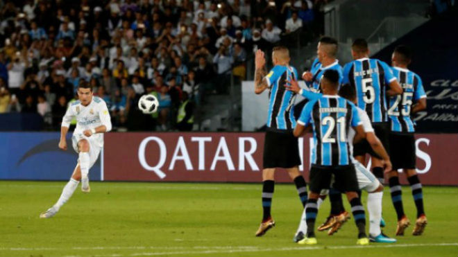 Real Madrid - Gremio: Lên đỉnh danh vọng, Ronaldo siêu nhân - 2
