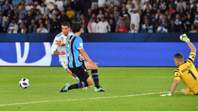Real Madrid - Gremio: Lên đỉnh danh vọng, Ronaldo siêu nhân - 1