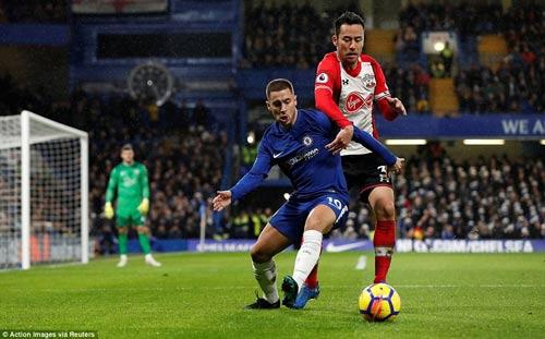 Chi  tiết Chelsea - Southampton: Khách vùng lên, chủ lúng túng (KT) - 6