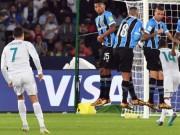 Chi tiết Real Madrid - Gremio: Tấn công đến phút chót (KT)