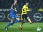 Dortmund - Hoffenheim: Penalty cứu nguy, vỡ òa phút 89