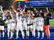 Real lên đỉnh thế giới nhờ Ronaldo vẫn bị chê được trọng tài giúp sức