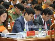 Ông Lê Phước Thanh xin xem xét lại việc kỷ luật con trai Lê Phước Hoài Bảo