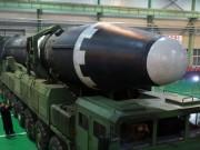 """Trung Quốc lo nổ ra  """" xung đột thảm khốc """"  ở Triều Tiên"""