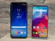 Samsung và LG sẽ  trình làng  sản phẩm mới vào sự kiện CES 2018