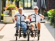 Có một ngôi làng đặc biệt ở Hà Lan mà lúc về già ai cũng muốn đến sống