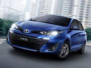 Toyota Vios 2018 chốt giá từ 440 triệu đồng