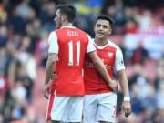 """MU tậu Ozil giá  """" rẻ như cho """" , Sanchez tái hợp Pep: Arsenal tan nát"""