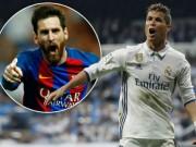 """Real vô địch thế giới, Ronaldo  """" tấn công """"  Barca: Messi quyết cho bẽ mặt"""