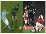 """"""" Chặt chém """"  rợn người như Pogba, SAO Tottenham vẫn thoát thẻ đỏ"""