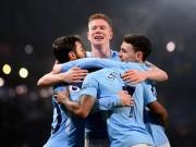 Man City hủy diệt top 6, thiên hạ đệ nhất: Guardiola, kẻ chinh phục hoàn hảo