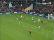 """TRỰC TIẾP West Brom - MU: Hàng thủ lúng túng, """"Quỷ đỏ"""" thủng lưới"""