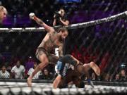 SAO lạ sàn MMA: Đấm như vũ bão, 43 giây knock-out đối thủ