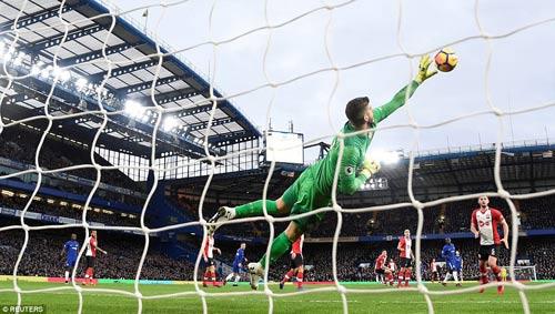 Chi  tiết Chelsea - Southampton: Khách vùng lên, chủ lúng túng (KT) - 7