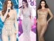 Loạt váy dễ gây hiểu nhầm của Hồ Ngọc Hà năm 2017