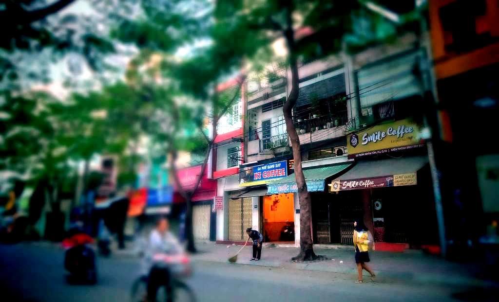 """Sài Gòn bất ngờ """"chớm đông"""", nhiệt độ xuống thấp nhất từ đầu tháng - 3"""