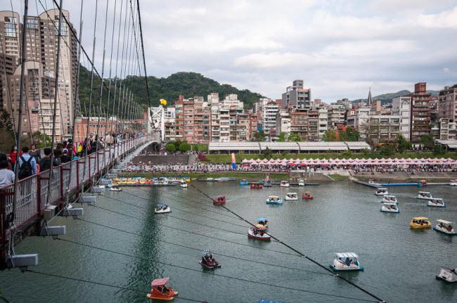 Quận Tân Điếm, thành phố Đài Bắc.