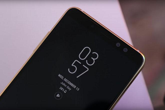 Video Galaxy A8 (2018) và A8+ (2018) bỗng xuất hiện rồi… tan biến - 3
