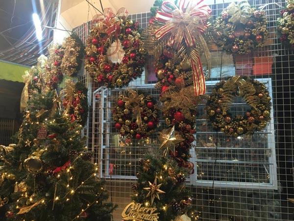 Cận kề Giáng sinh, cây thông Noel loạn giá - 2