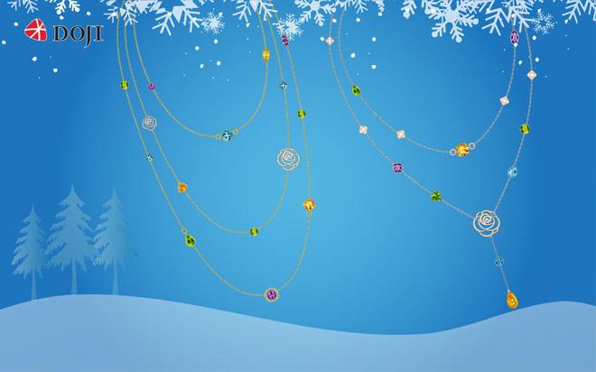 Hút mắt với trang sức layer mùa giáng sinh - 2
