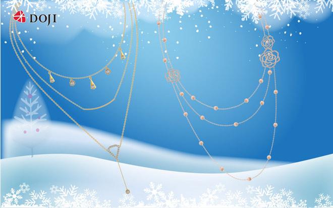 Hút mắt với trang sức layer mùa giáng sinh - 6