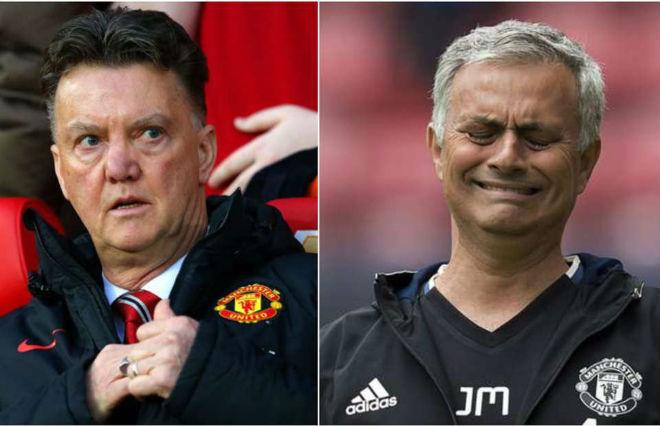 """MU-Mourinho """"lưỡng đầu thọ địch"""": Van Gaal tái xuất, hẹn báo thù - 1"""