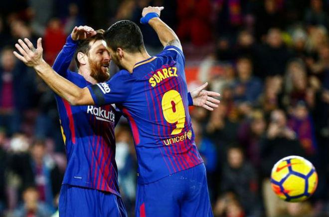Tiêu điểm vòng 16 La Liga: Barca nhảy múa, Real run rẩy đá Siêu kinh điển - 2