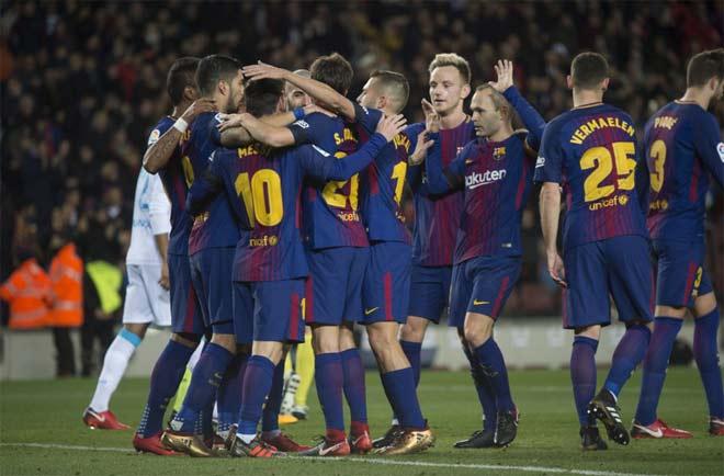 Barcelona - Deportivo: Ban bật siêu đẳng, tuyệt đỉnh thăng hoa - 1