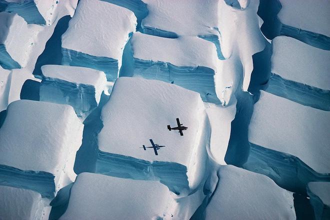 """Đi tìm lời giải hiện tượng những """"viên đường"""" bằng băng khổng lồ ở Nam Cực - 1"""