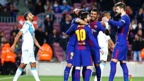 Chi tiết Barcelona - Deportivo: Bữa tiệc mãn nhãn (KT) - 5