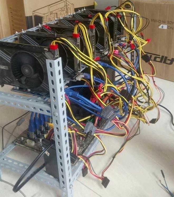 Đổ xô nhập máy đào tiền ảo Bitcoin từ Trung Quốc - 2